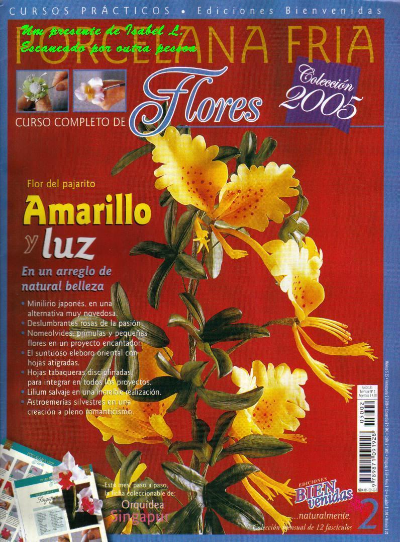 PORCELANA FR  A  Flores