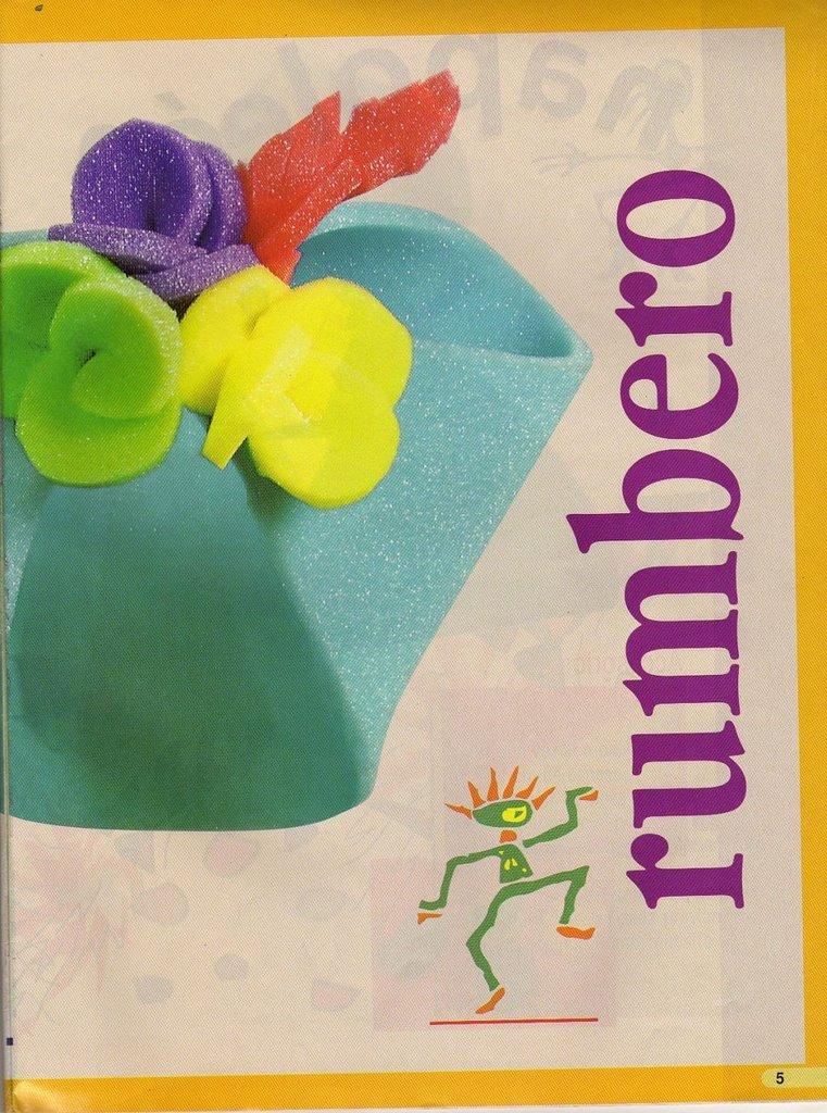 FIELTRO O FOAMI: sombreros de cotillón « Variasmanualidades's Blog