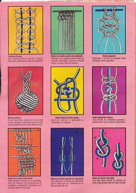 MACRAME PASO A PASO « Variasmanualidades's Blog