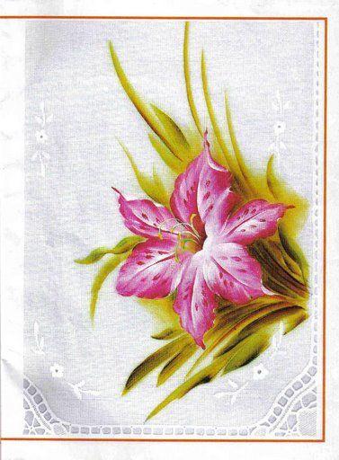 Pintura sobre tela modelos y moldes variasmanualidades - Pintura en tela dibujos ...