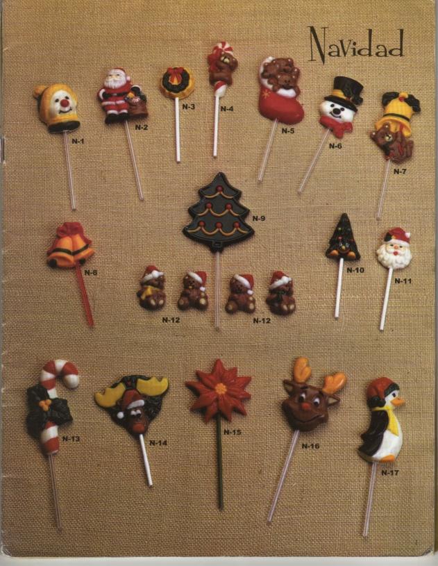 Chocolate el m todo m s sencillo para realizar figuras de - Como hacer figuras de fieltro paso a paso ...