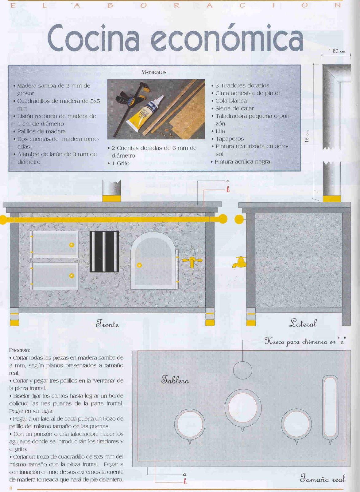 Emejing Casas De Muebles De Cocina Photos - Casa & Diseño Ideas ...