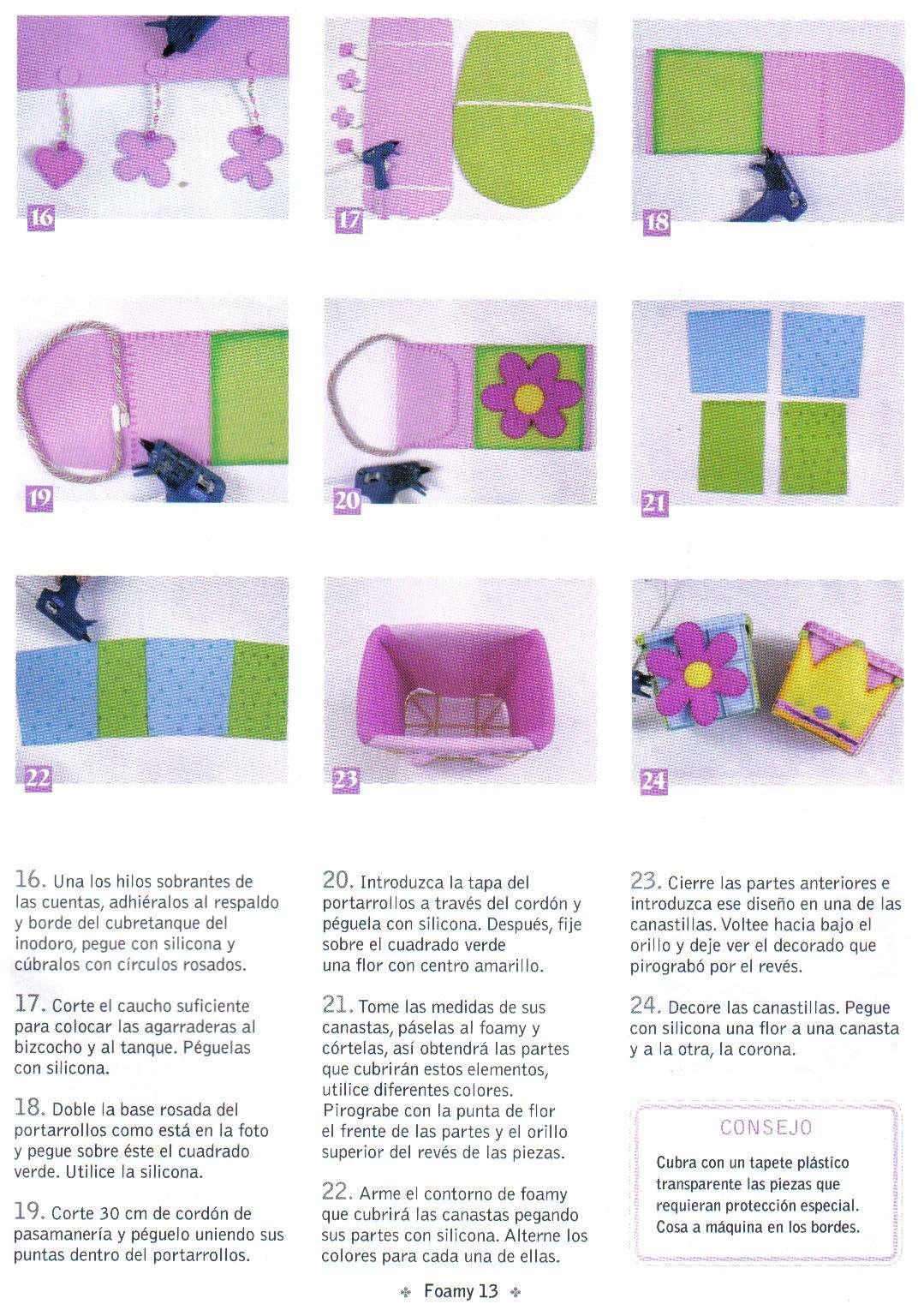 FOAMI: decorar cuartos de baños y cocinas