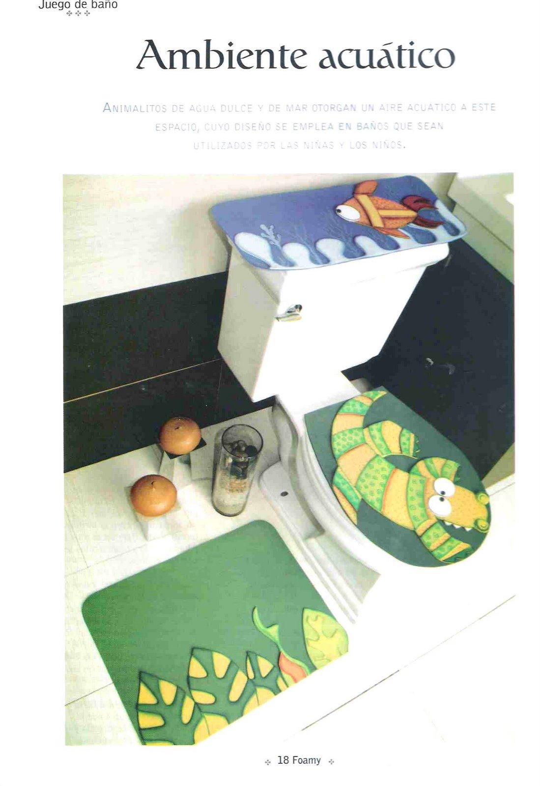 foami decorar cuartos de baos y cocinas