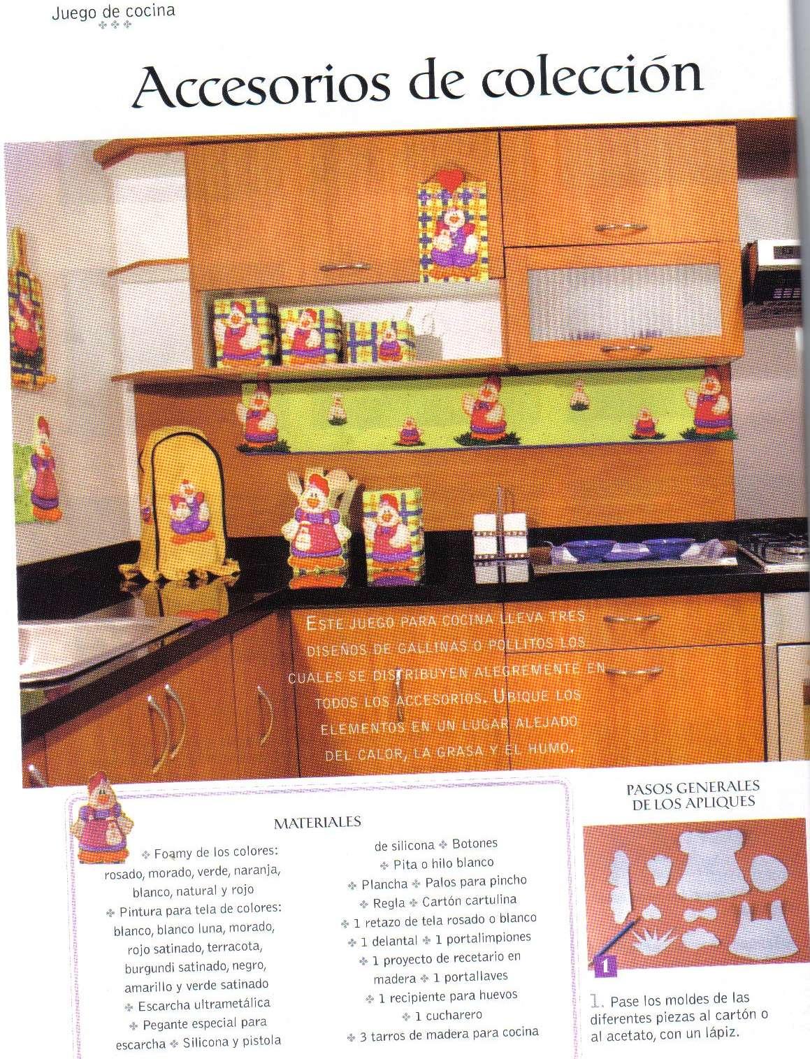 Decoracion De Baños Foami:FOAMI: decorar cuartos de baños y cocinas « Variasmanualidades's