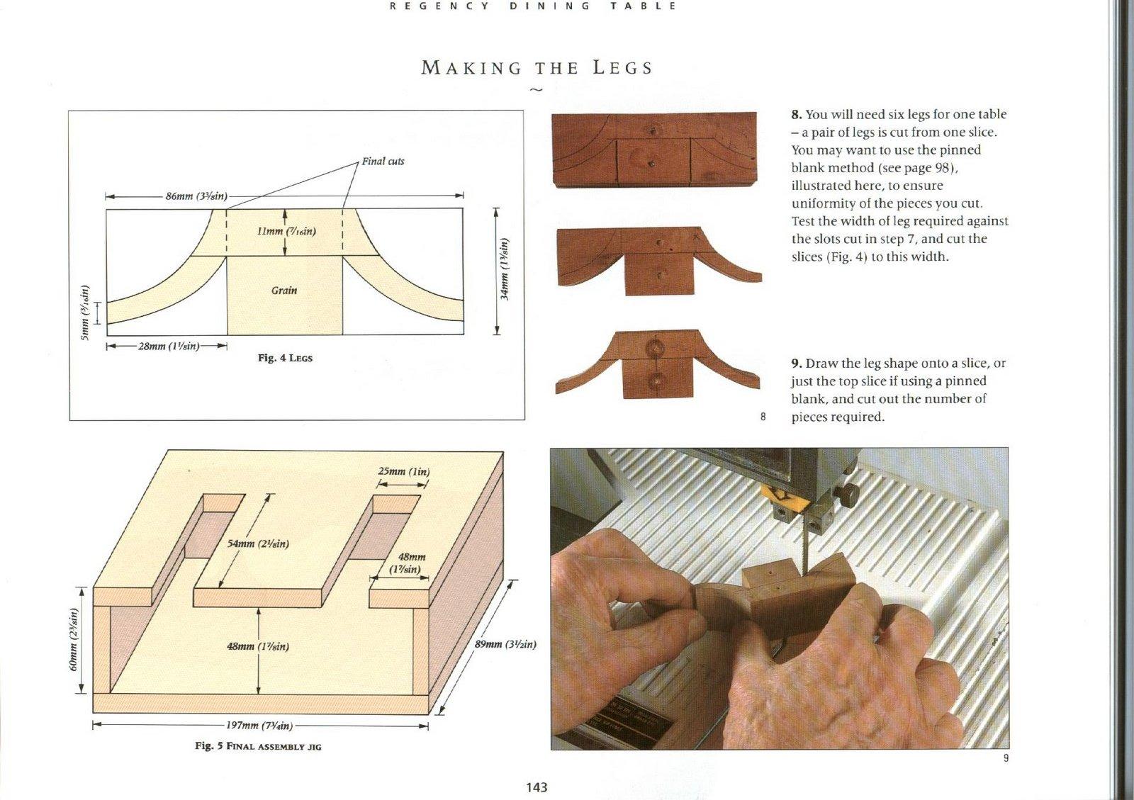 Casas de mu ecas planos para construir mesas for Mobiliario para planos