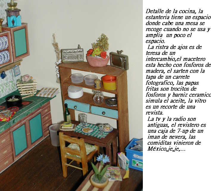 CASAS DE MUÑECAS: muebles de cocina « Variasmanualidades\'s Blog
