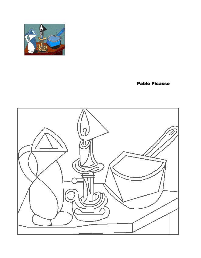 Picasso variasmanualidades 39 s blog for Trabajo para pintores
