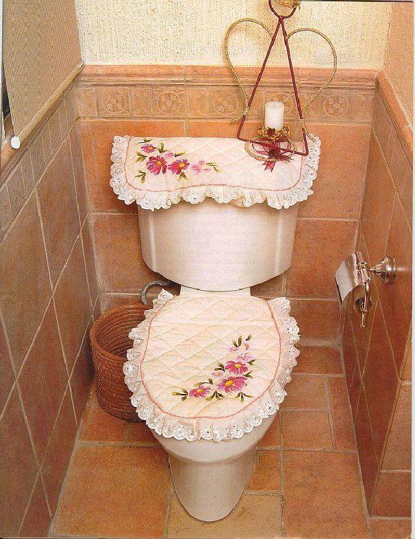 Ideas Para Decorar El Baño Con Manualidades:Manualidades Para Decorar El Bano