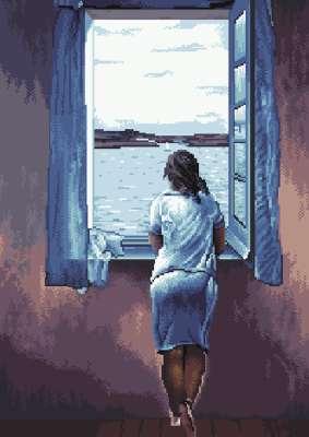 muchacha-en-la-ventana-foto