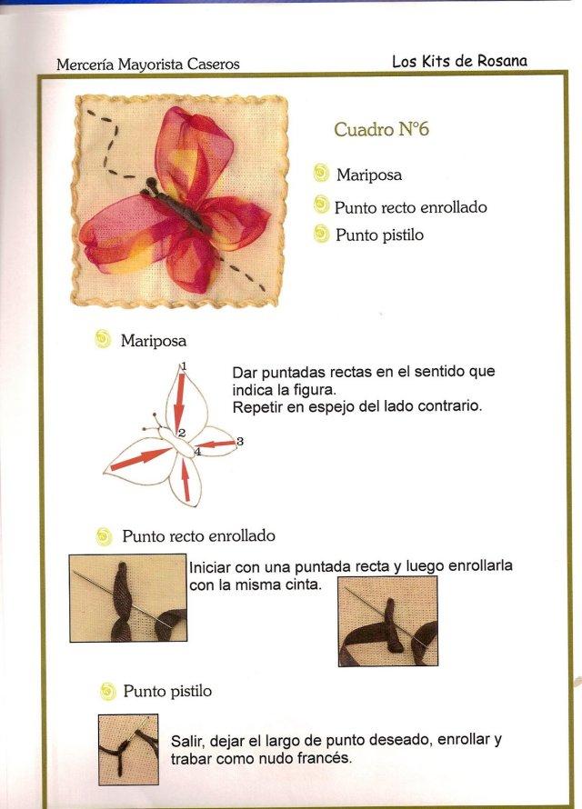 BORDADO CON CINTA: figuras básicas « Variasmanualidades\'s Blog