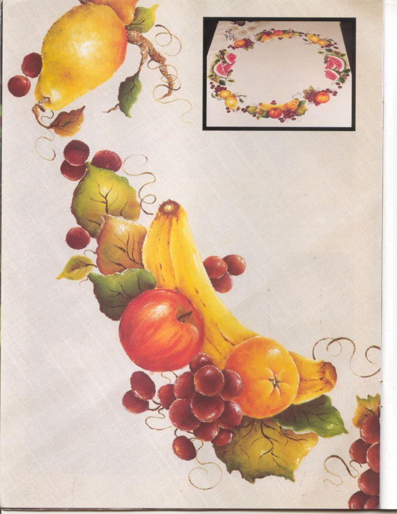 Pintura sobre tela pr cticos dise os t cnicas originales - Pintura en tela motivos navidenos ...