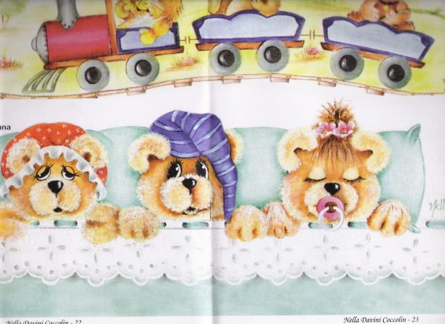 Pintar en tela motivos infantiles imagui - Telas con motivos infantiles ...