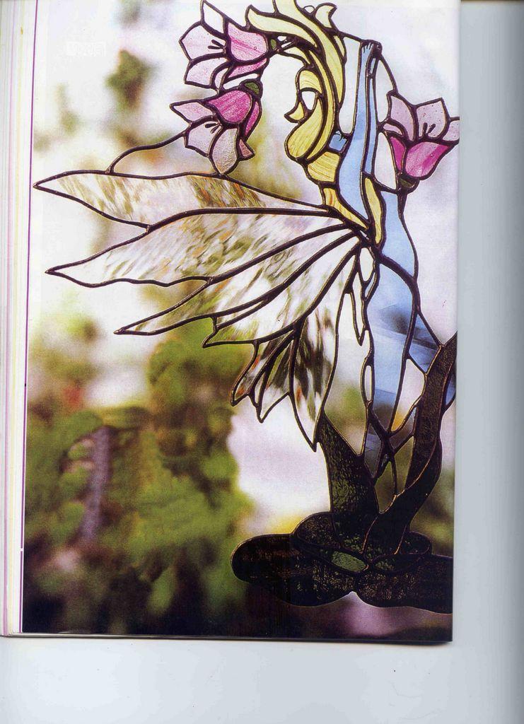 Pintura sobre vidrio decoraci n de botes pintar en - Pintura para espejos ...