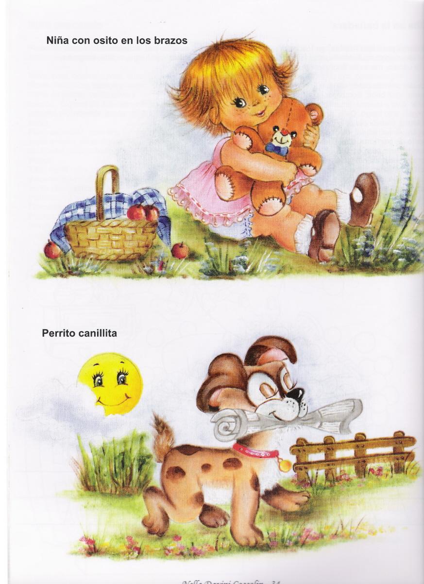34 variasmanualidades 39 s blog - Dibujos infantiles de bebes ...