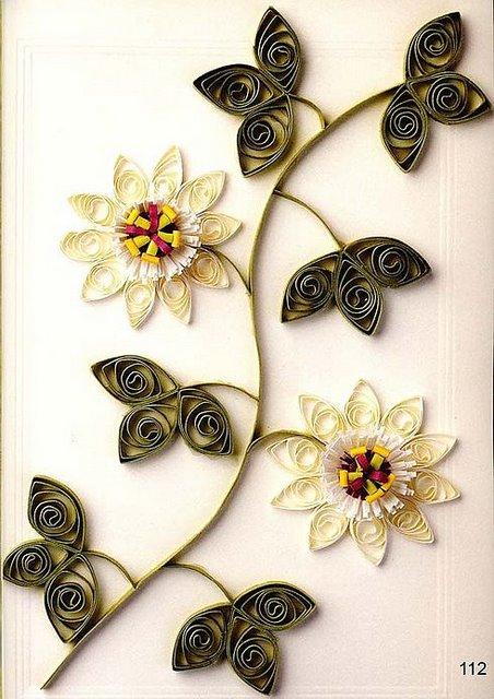 FILIGRANA: muestras para decorar tarjetas, cuadros, carpetas ...