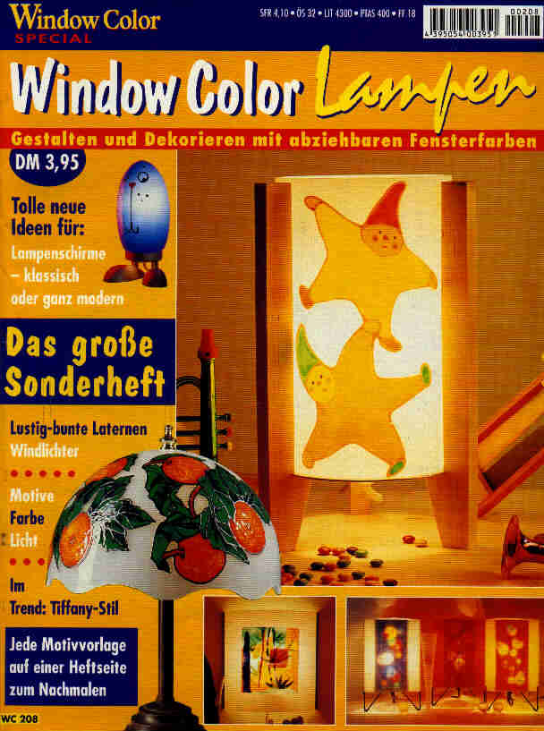Cover WiCo Lampen