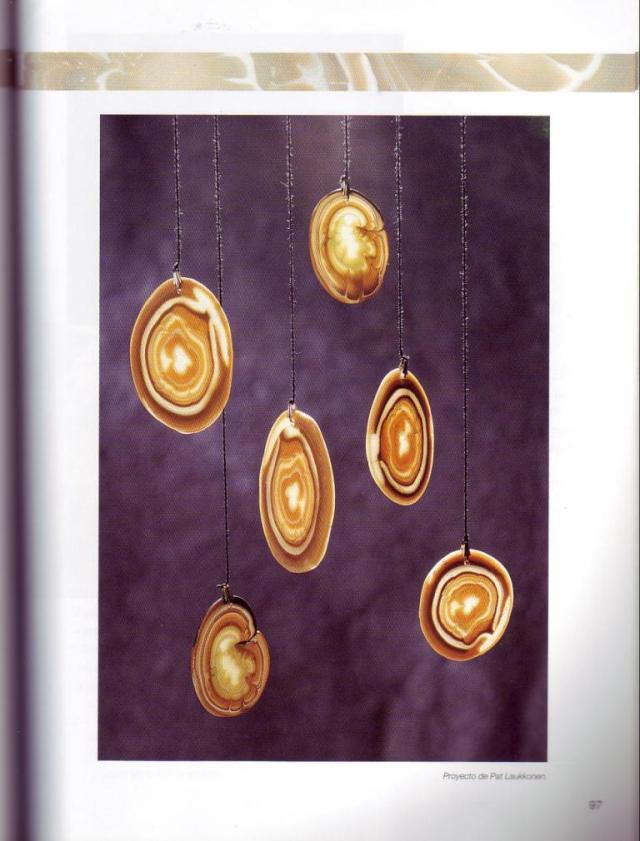 Imitar materiales decorativos con fimo ed. drac pag.97