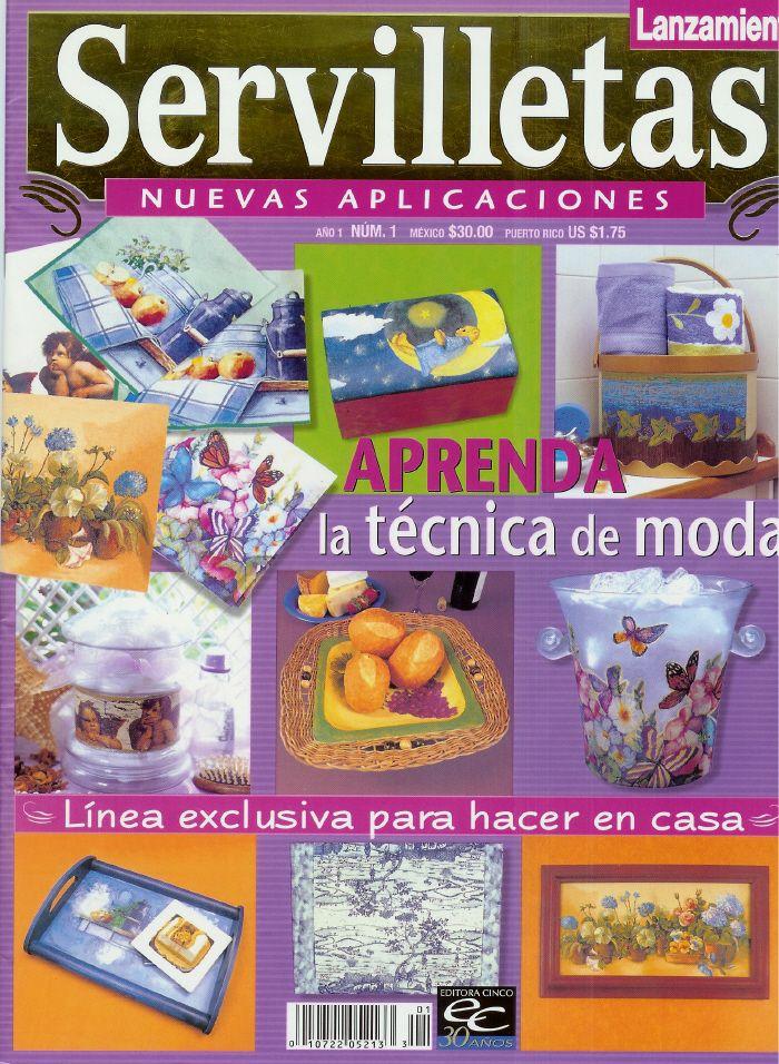 Revistas de manualidades para descargar gratis: revista reciclaje.