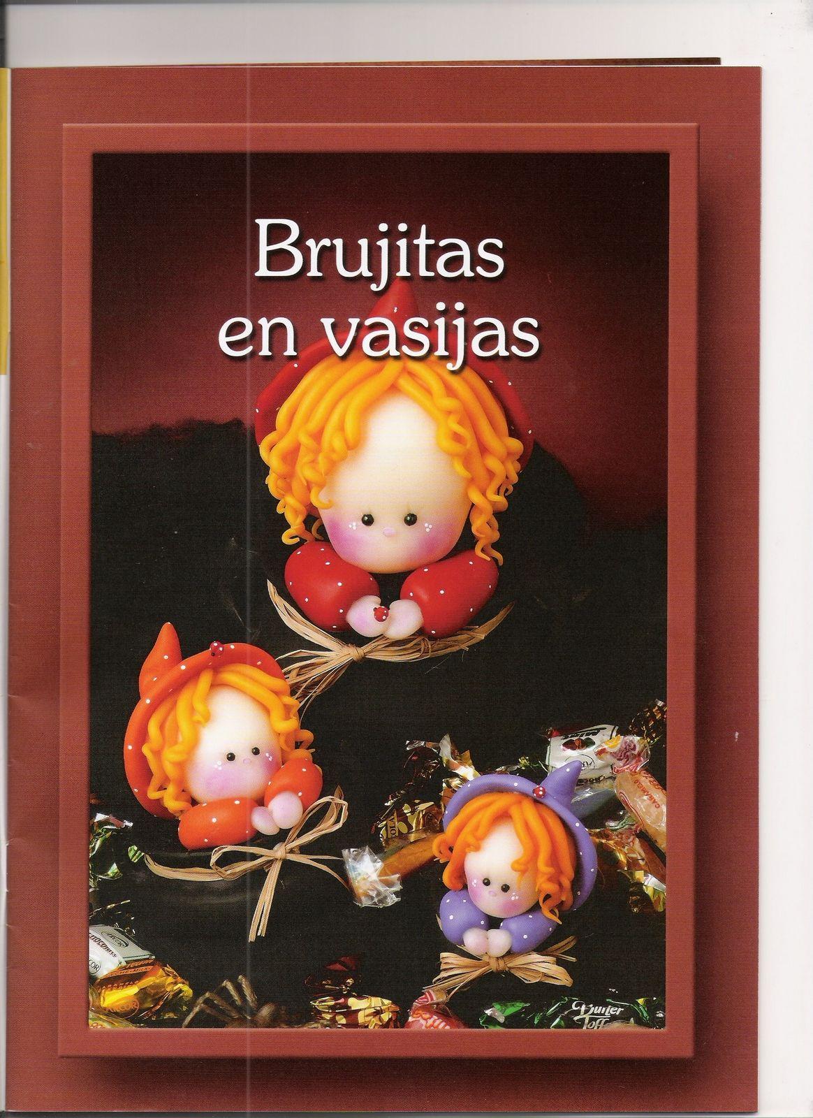 PORCELANA FRÍA, SOUVENIRS: feliz halloween