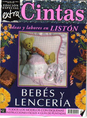 00 107 Cintas  Beb  S Y Lencer  A  No 1  Clara