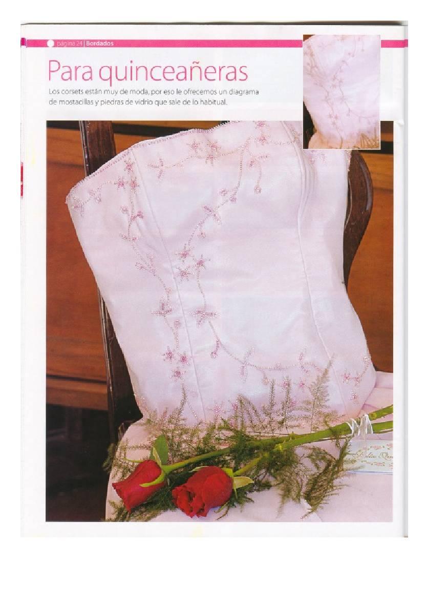 BORDADOS CON MOSTACILLAS: toda la elegancia en un tul para la novia ...