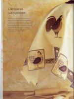 Découpage nuevas ideas con servilletas y de papel y tejidos ed. drac pag.34