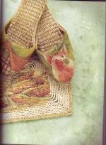 Découpage nuevas ideas con servilletas y de papel y tejidos ed. drac pag.43