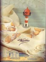 Découpage nuevas ideas con servilletas y de papel y tejidos ed. drac pag.51