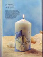 Découpage nuevas ideas con servilletas y de papel y tejidos ed. drac pag.54