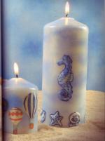 Découpage nuevas ideas con servilletas y de papel y tejidos ed. drac pag.55