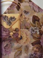 Découpage nuevas ideas con servilletas y de papel y tejidos ed. drac pag.65