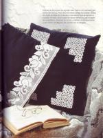 Découpage nuevas ideas con servilletas y de papel y tejidos ed. drac pag.69
