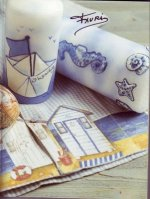 Découpage nuevas ideas con servilletas y de papel y tejidos ed. drac pag.7