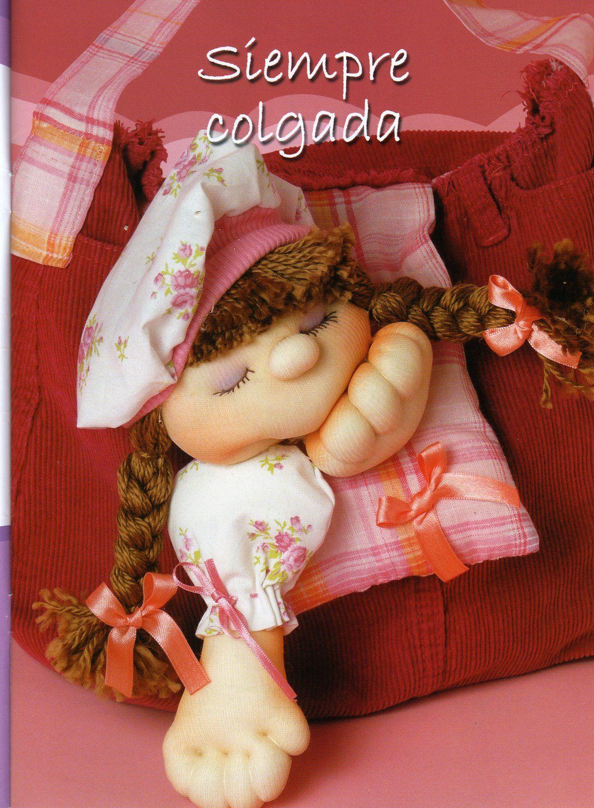 MUÑECAS: 6 modelos de muñecas diferentes para decorar y regalar ...