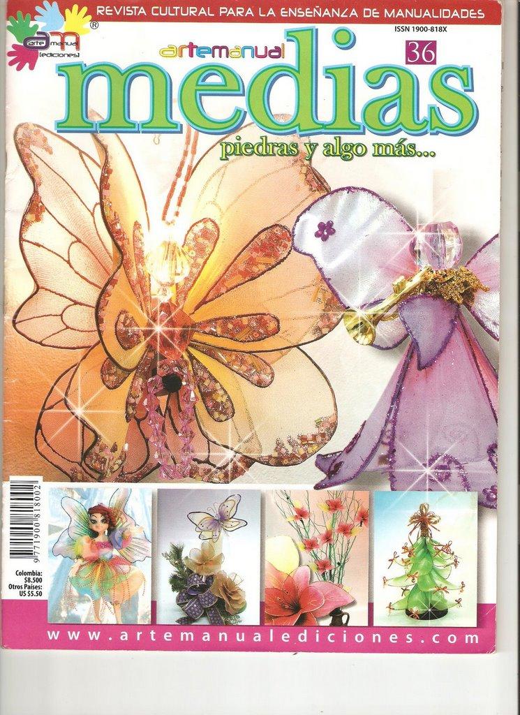 MEDIAS DE SEDA: Hadas y mariposas