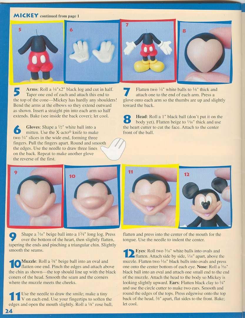 PORCELANA FR  A  Personajes Disney