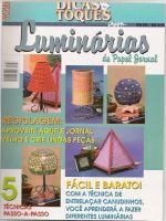 DT58 Luminarias Jornal - Capa