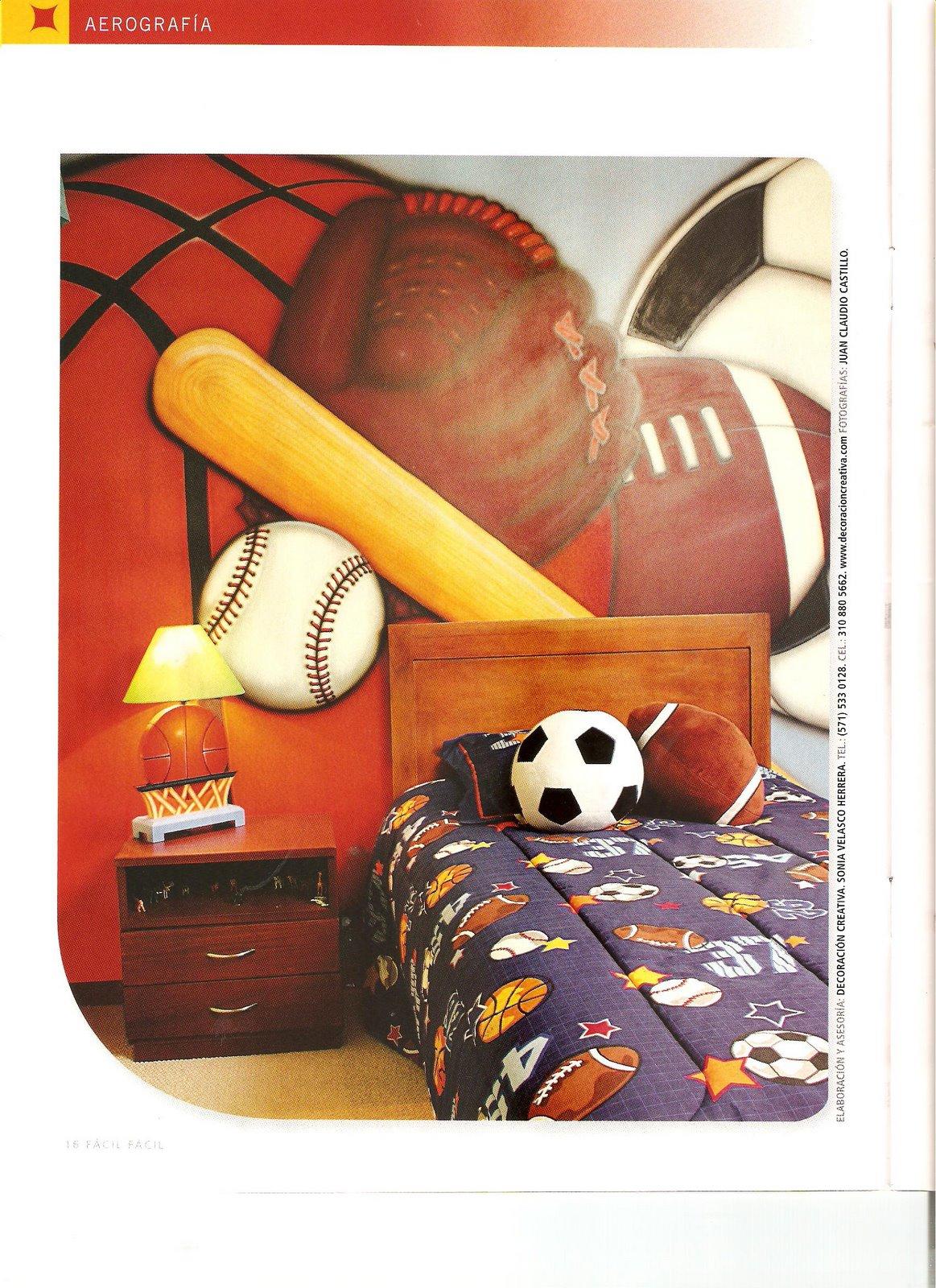 Pintura cuartos infantiles todos los accesorios pintados - Pinturas habitaciones infantiles ...