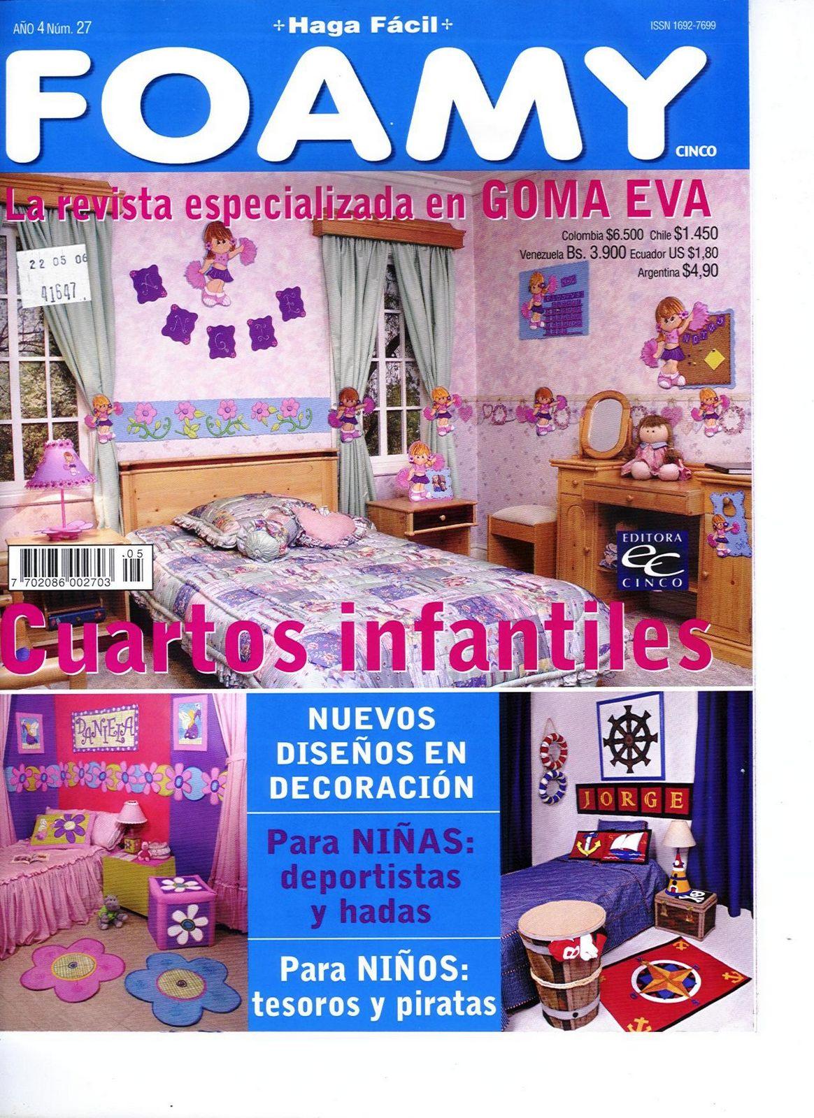 Foamy cuartos infantiles para ni as deportistas y hadas for Cuartos decorados para nino y nina