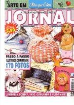 00 6 Mãos que Criam -Arte em Jornal- no.46 (Alejandra)
