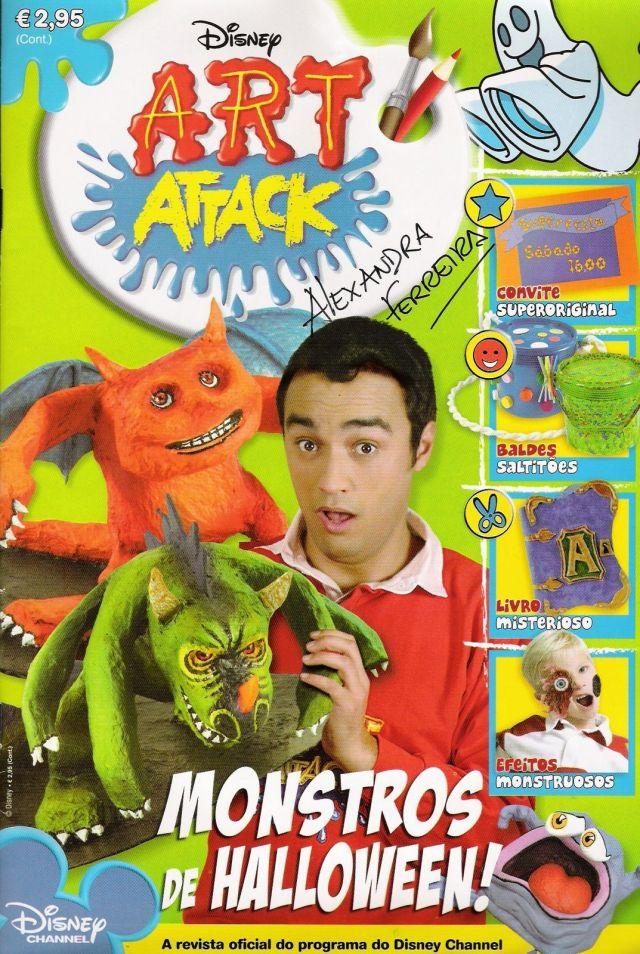 Art_attack_N0__Outubro_2006