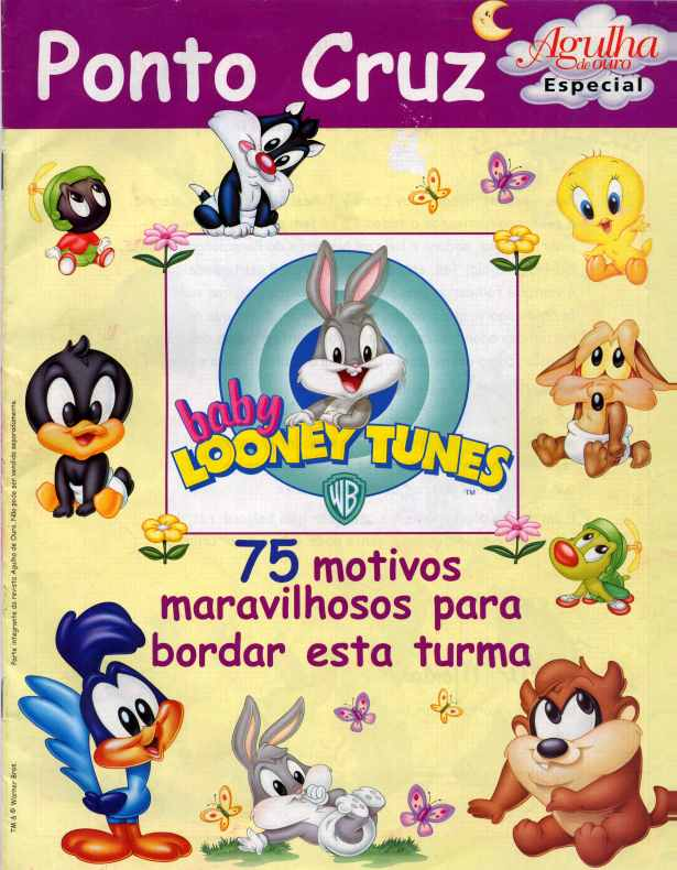 Moldes De Los Looney Tunes Bebes Para Goma Eva Wallpapers | Real ...