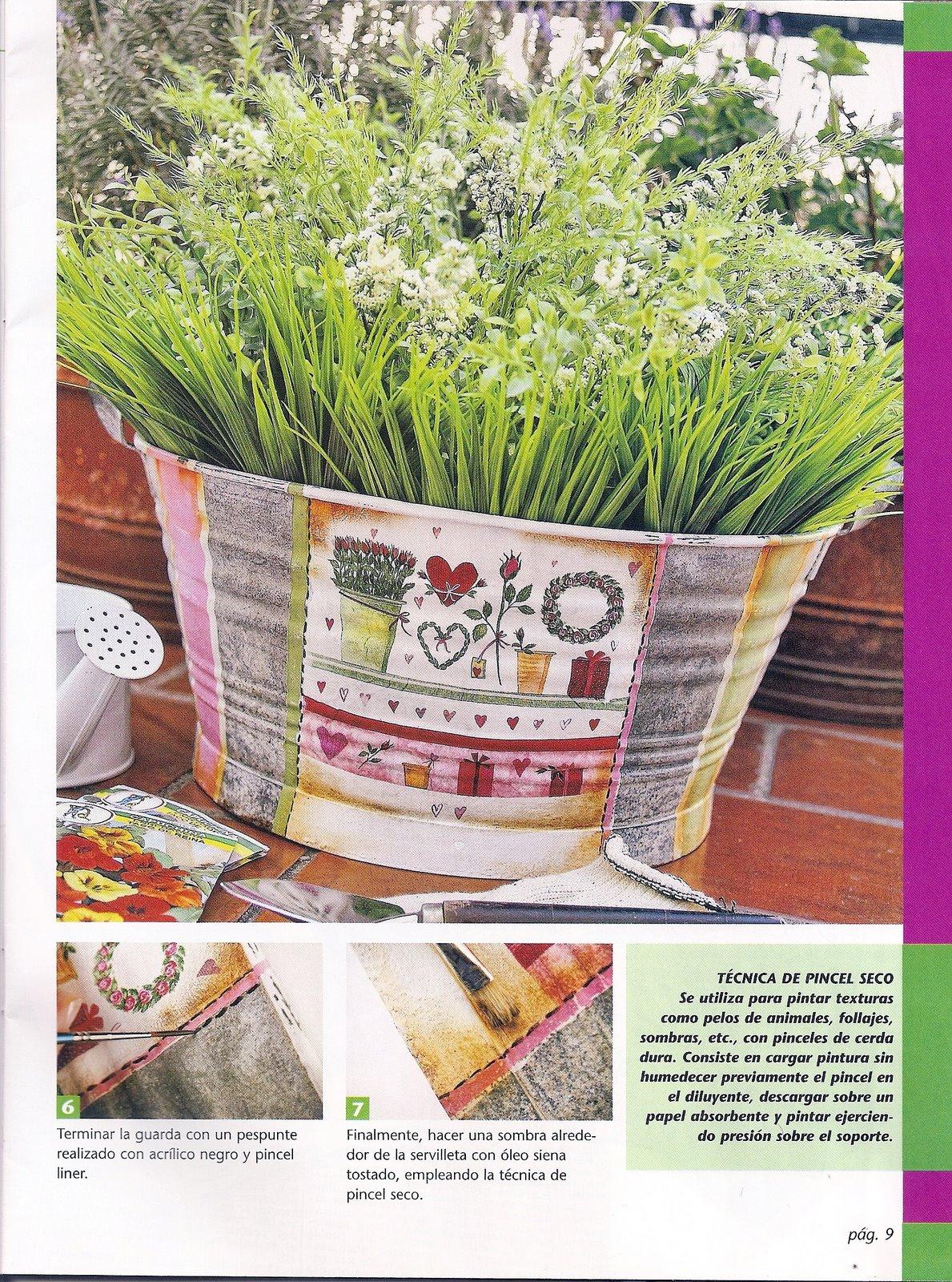 DECOUPAGE: Ideas prácticas para decorar con mucho estilo; cojines ...