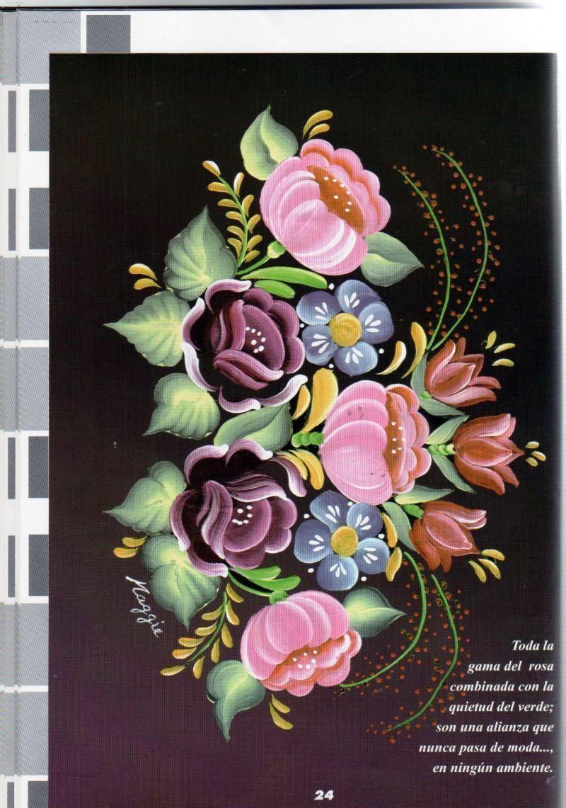 Pintura en madera cofres cajas arcones y bandejas - Pintura blanca para madera ...