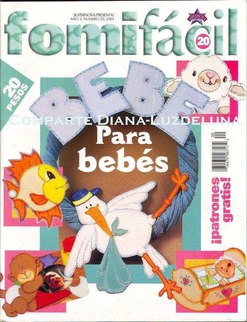 FOAMY: Todo para bebés « Variasmanualidades's Blog