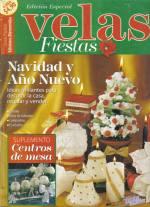 00 143 Velas Fiestas -Navidad y Año Nuevo- (Susana J.)