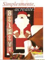 Arte em Patchwork - Especial Natal 23