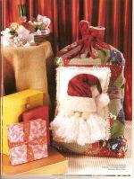 Arte em Patchwork - Especial Natal 27