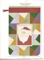 Arte em Patchwork - Especial Natal 29